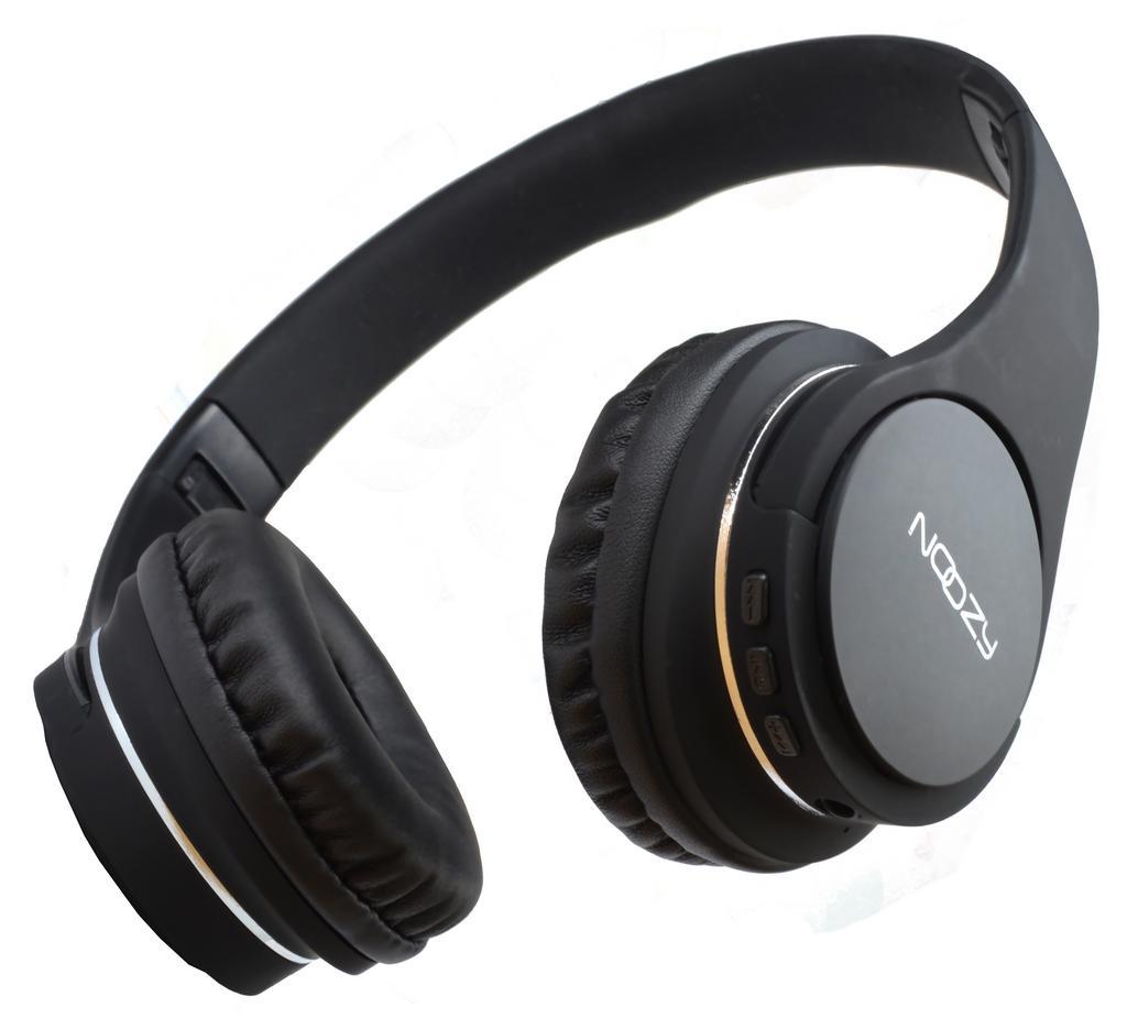 Bluetooth Ακουστικά Stereo Noozy BT-13 Μαύρο