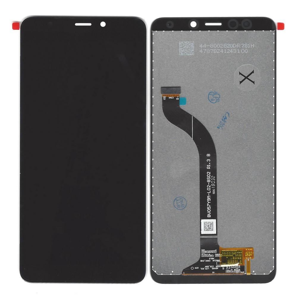Οθόνη & Μηχανισμός Αφής Xiaomi Redmi 5 Μαύρο (Διάσταση:149mm)