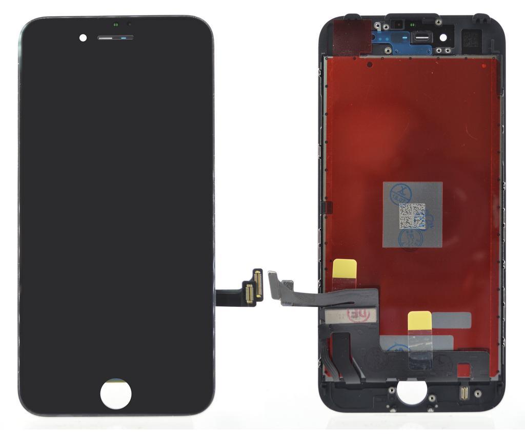 Οθόνη & Μηχανισμός Αφής Apple iPhone 7 Μαύρο Type A+