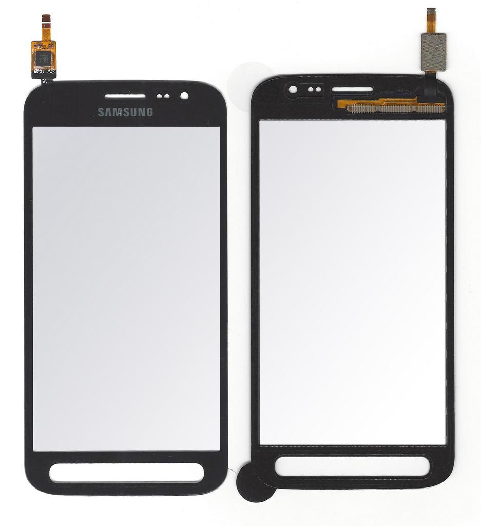 Μηχανισμός Αφής Samsung SM-G390F Galaxy Xcover 4 Μαύρο OEM Type A