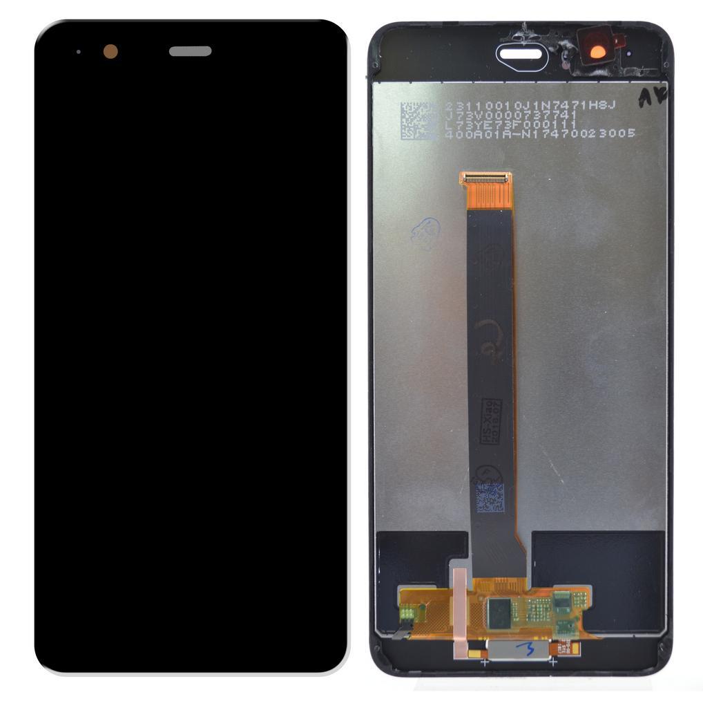 Οθόνη & Μηχανισμός Αφής Huawei P10 Plus Μαύρο χωρίς Πλαίσιο