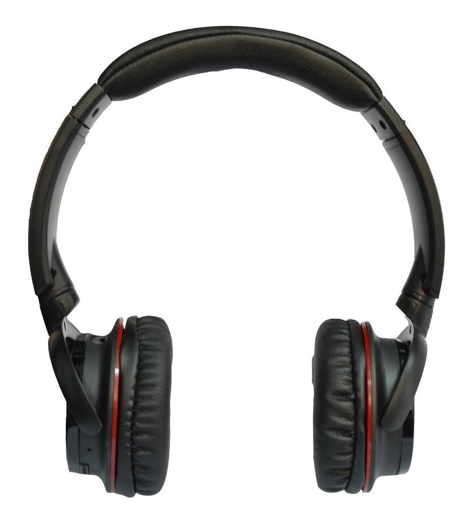 Ακουστικά Stereo NIA Foldable NIA-Q3 Μαύρα με Bluetooth, Μικρόφωνο, Ραδιόφωνο FM και MP3 Player με Κάρτα Μνήμης Micro SD