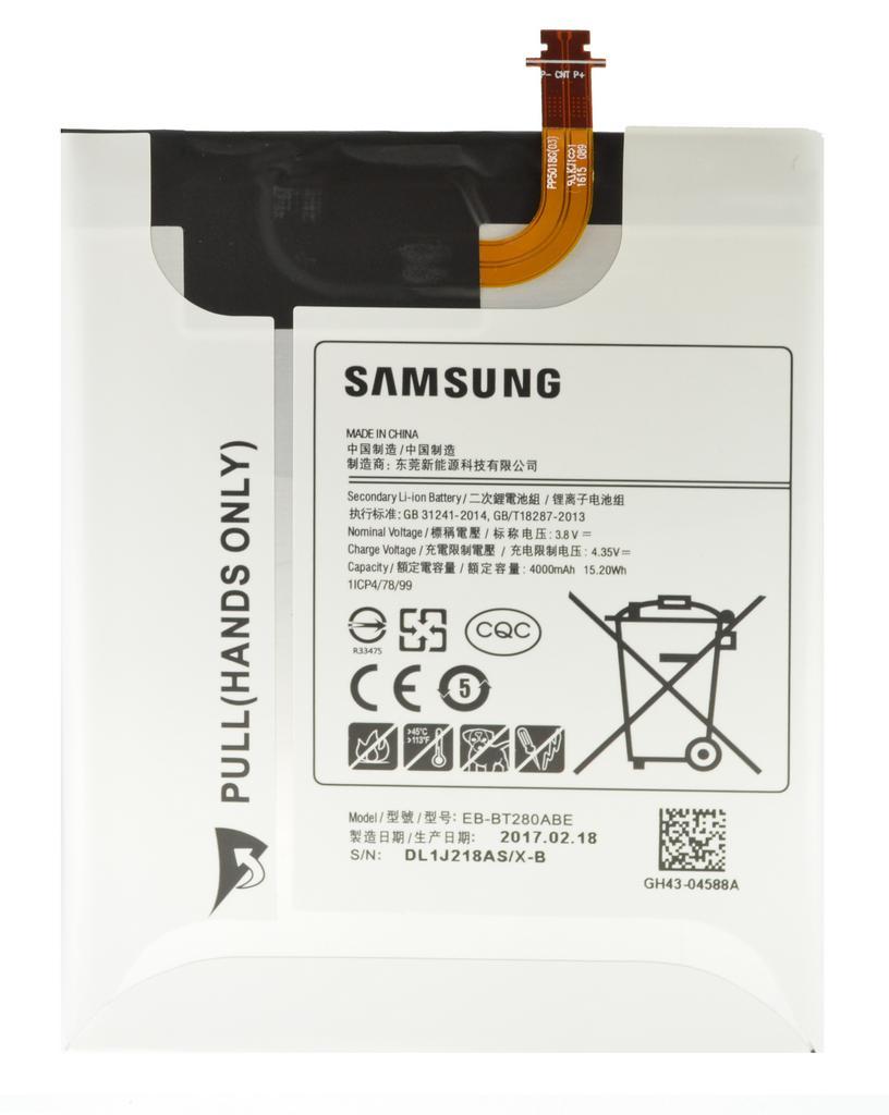 Μπαταρία Samsung EB-BT280ABE για SM-T285 Galaxy Tab A 7.0 4G (2016) Original Bulk