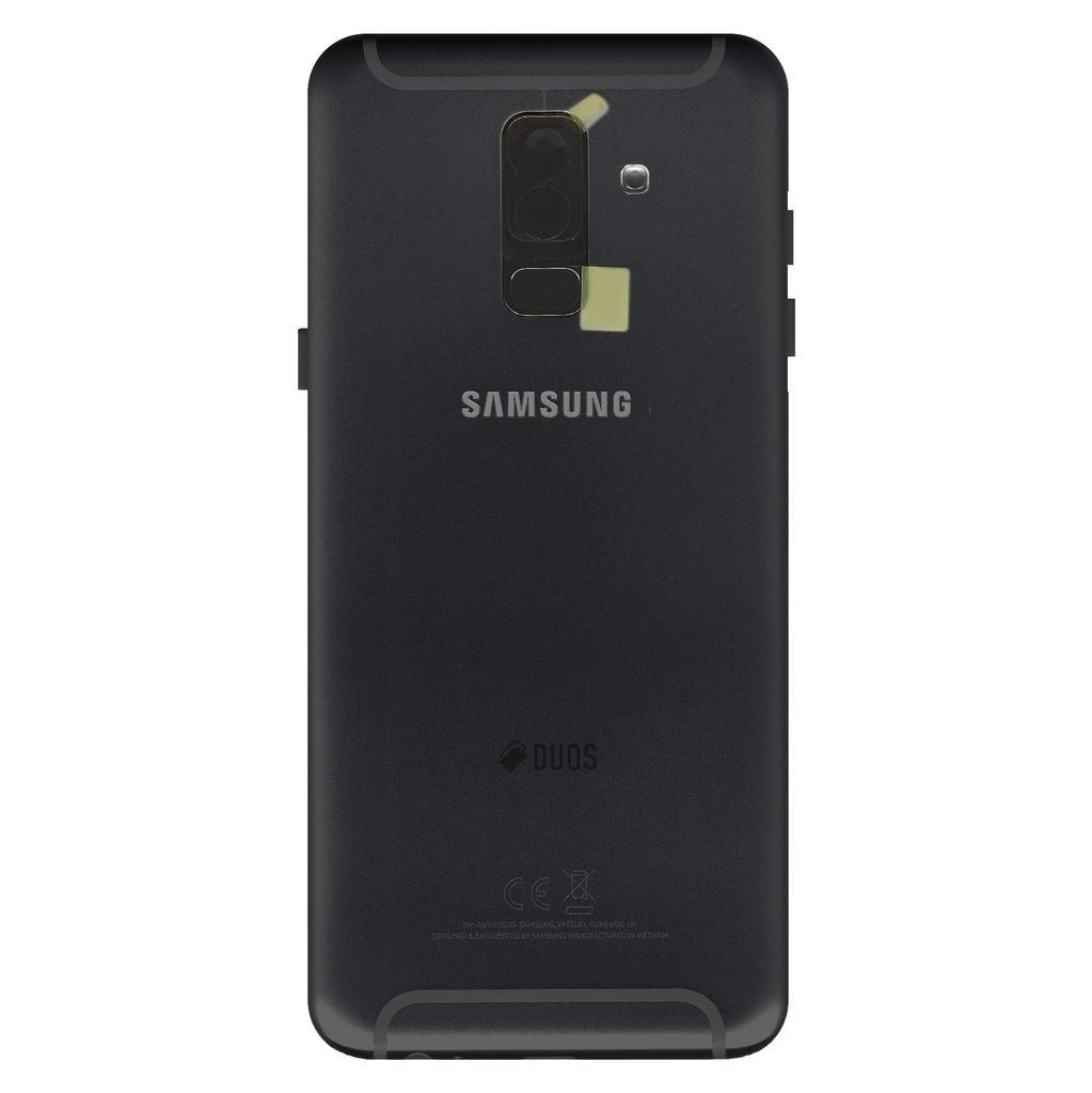 Καπάκι Μπαταρίας Samsung SM-A605F Galaxy A6+ (2018) Μαύρο Original GH82-16431A