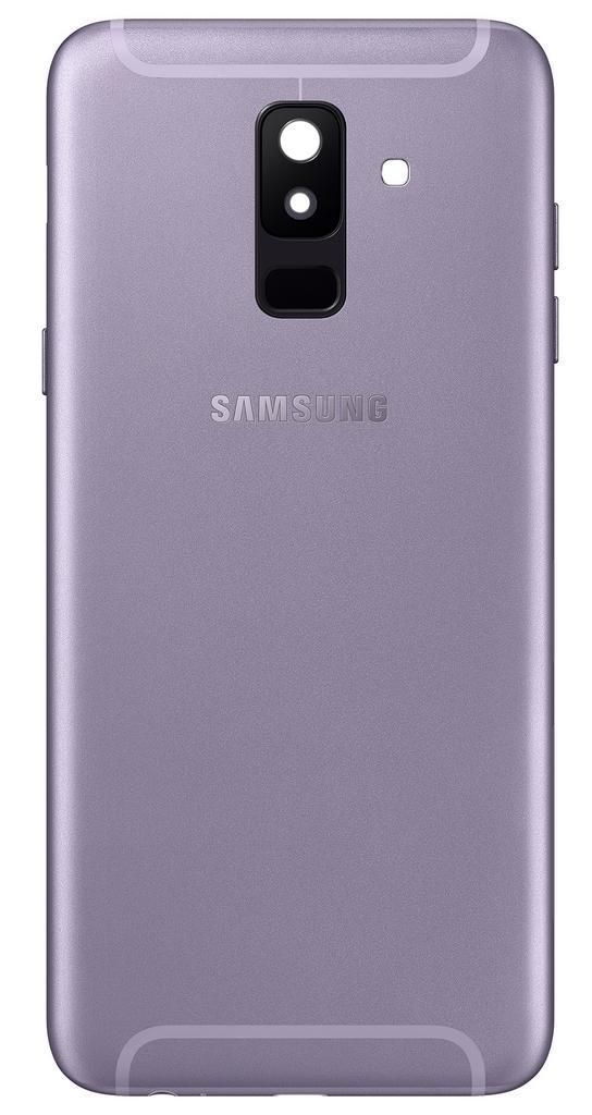 Καπάκι Μπαταρίας Samsung SM-A605F Galaxy A6+ (2018) Lavender Original GH82-16431B