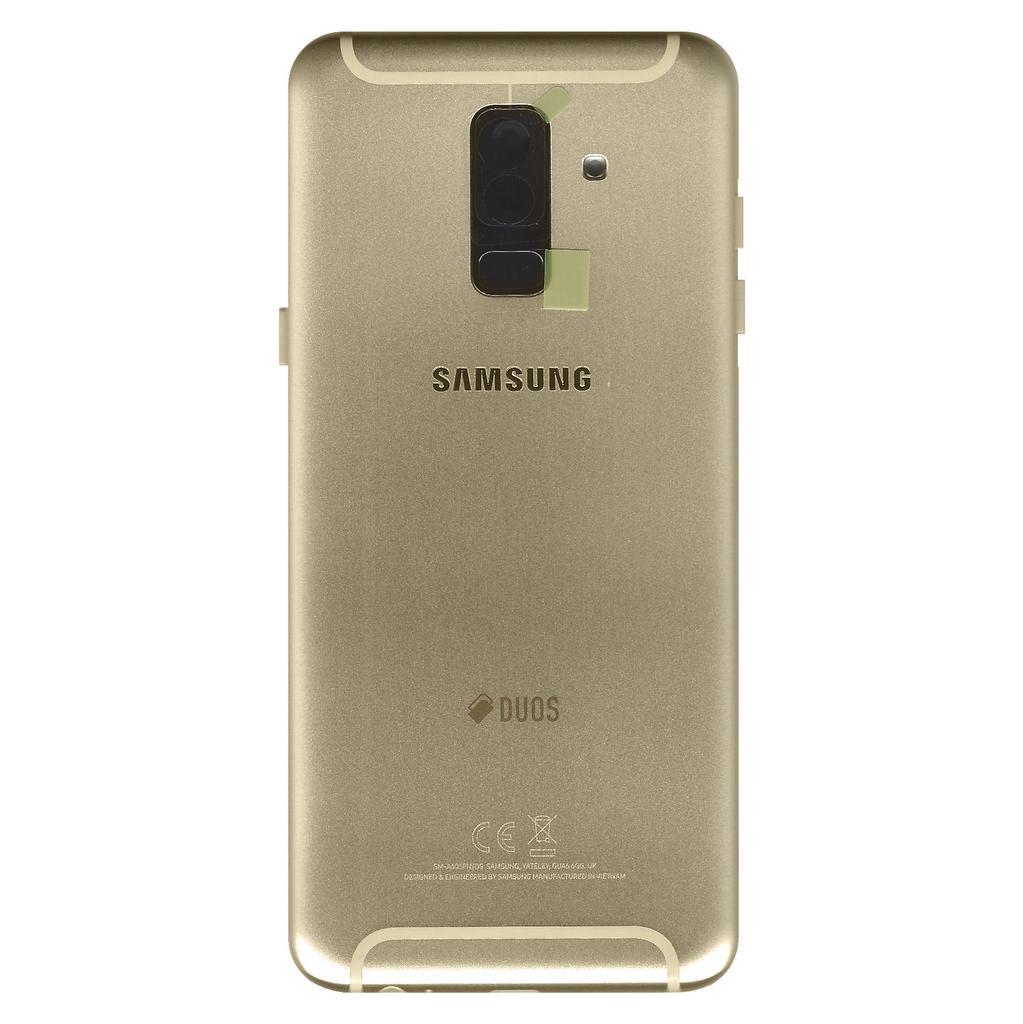 Καπάκι Μπαταρίας Samsung SM-A605F Galaxy A6+ (2018) Χρυσό Original GH82-16431D