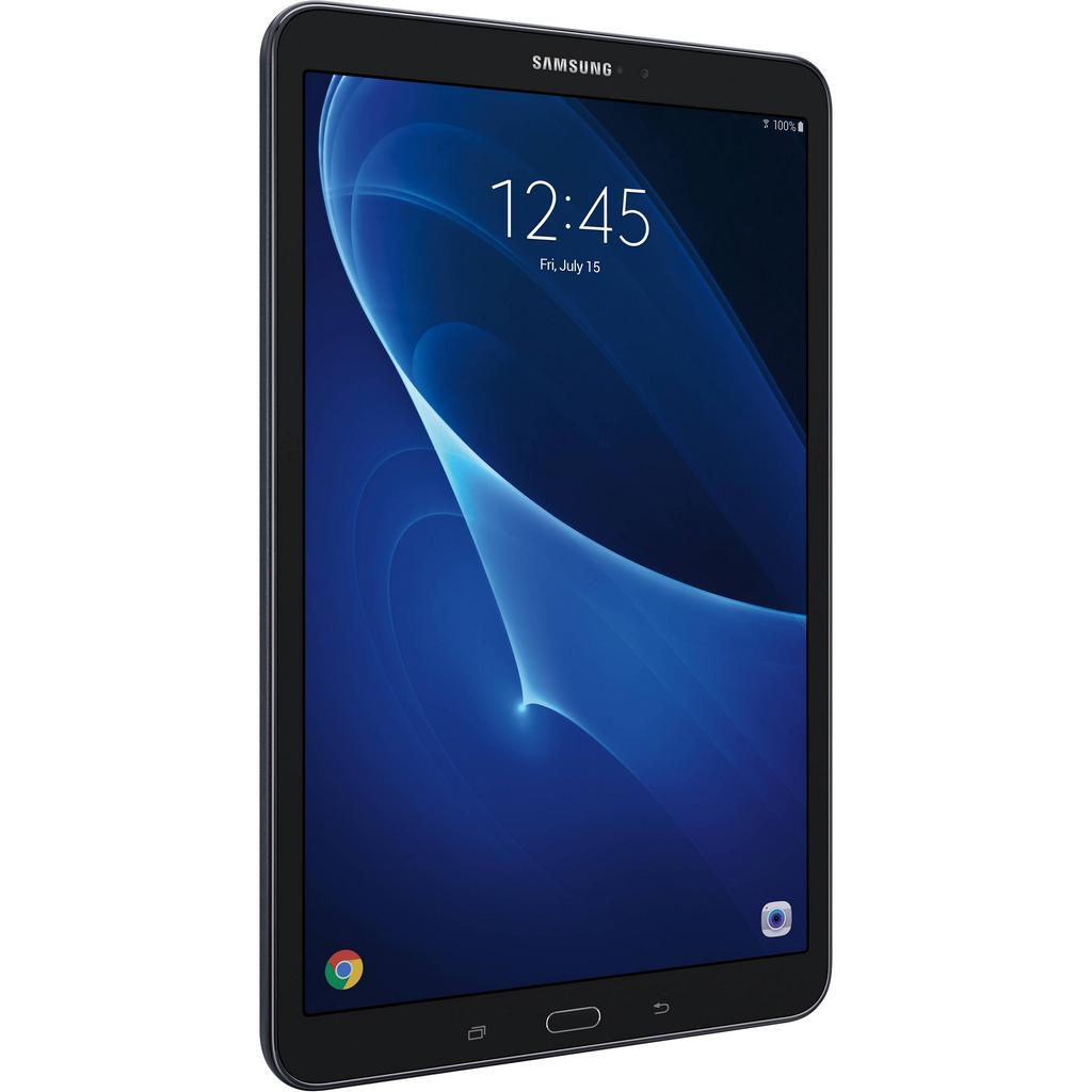 "Samsung Galaxy Tab A (2018) SM-T580 10.1"" WiFi 32GB Μαύρο EU"