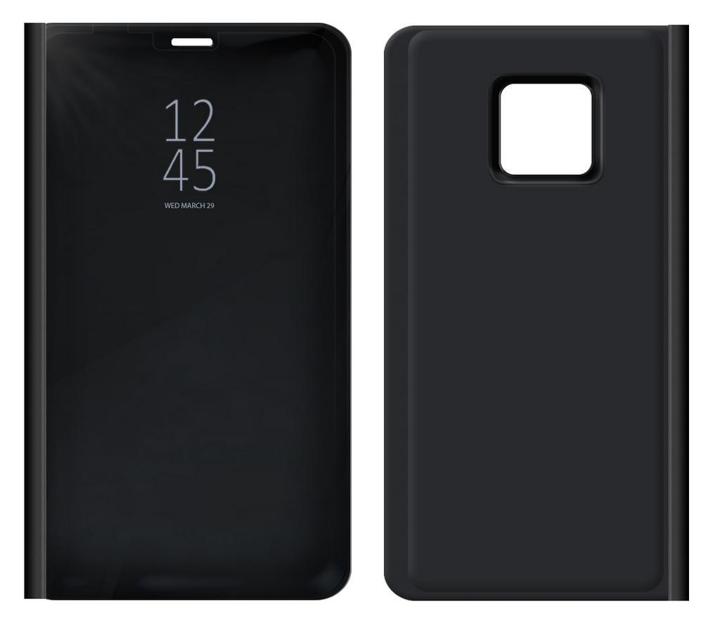 Θήκη Book Kview Standing Cover για Samsung SM-J250F Galaxy J2 Pro (2018) Μαύρη