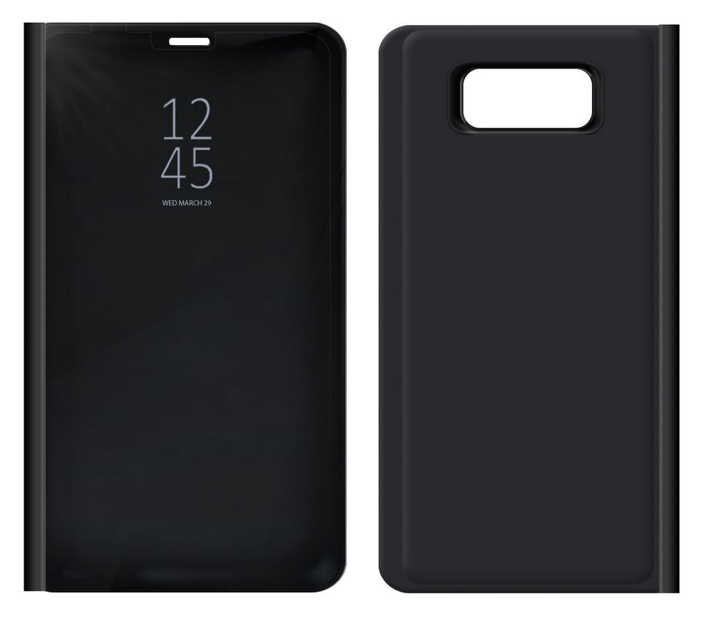 Θήκη Book Kview Standing Cover για Samsung SM-J710F Galaxy J7 (2016) Μαύρη