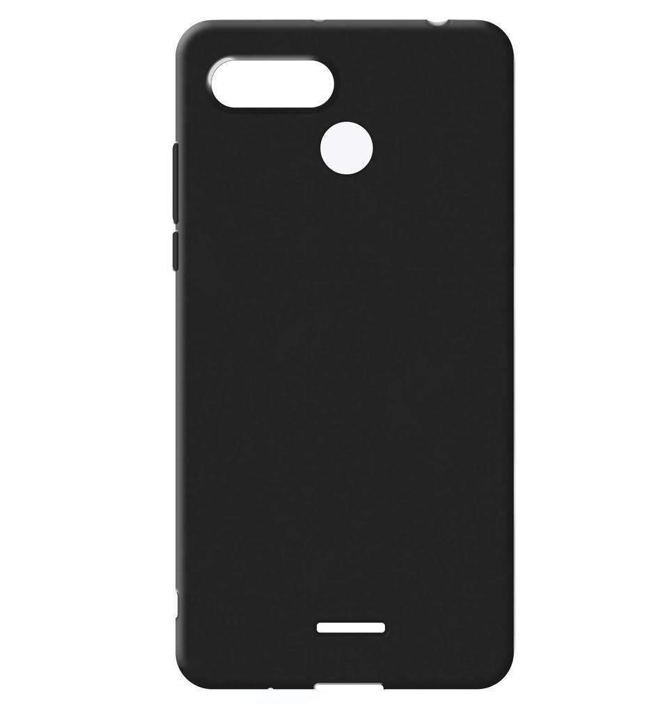 Θήκη TPU Ancus για Xiaomi Redmi 6 Μαύρη