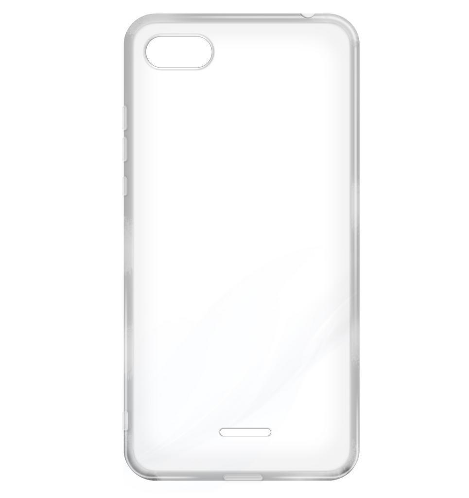 Θήκη TPU Ancus για Xiaomi Redmi 6A Διάφανη