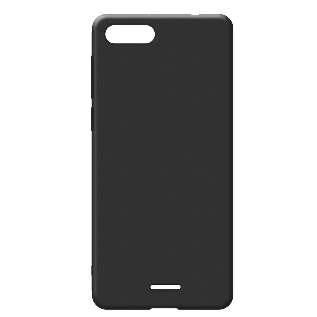 Θήκη TPU Ancus για Xiaomi Redmi 6A Μαύρη