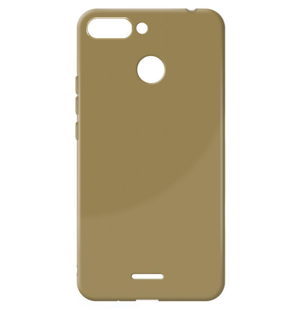 Θήκη Ancus Jelly για Xiaomi Redmi 6 Χρυσαφί