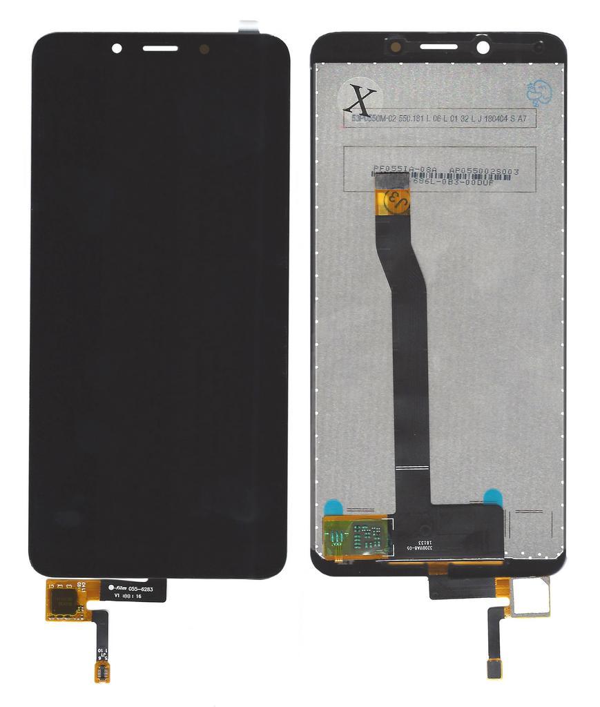 Οθόνη & Μηχανισμός Αφής Xiaomi Redmi 6A Μαύρο