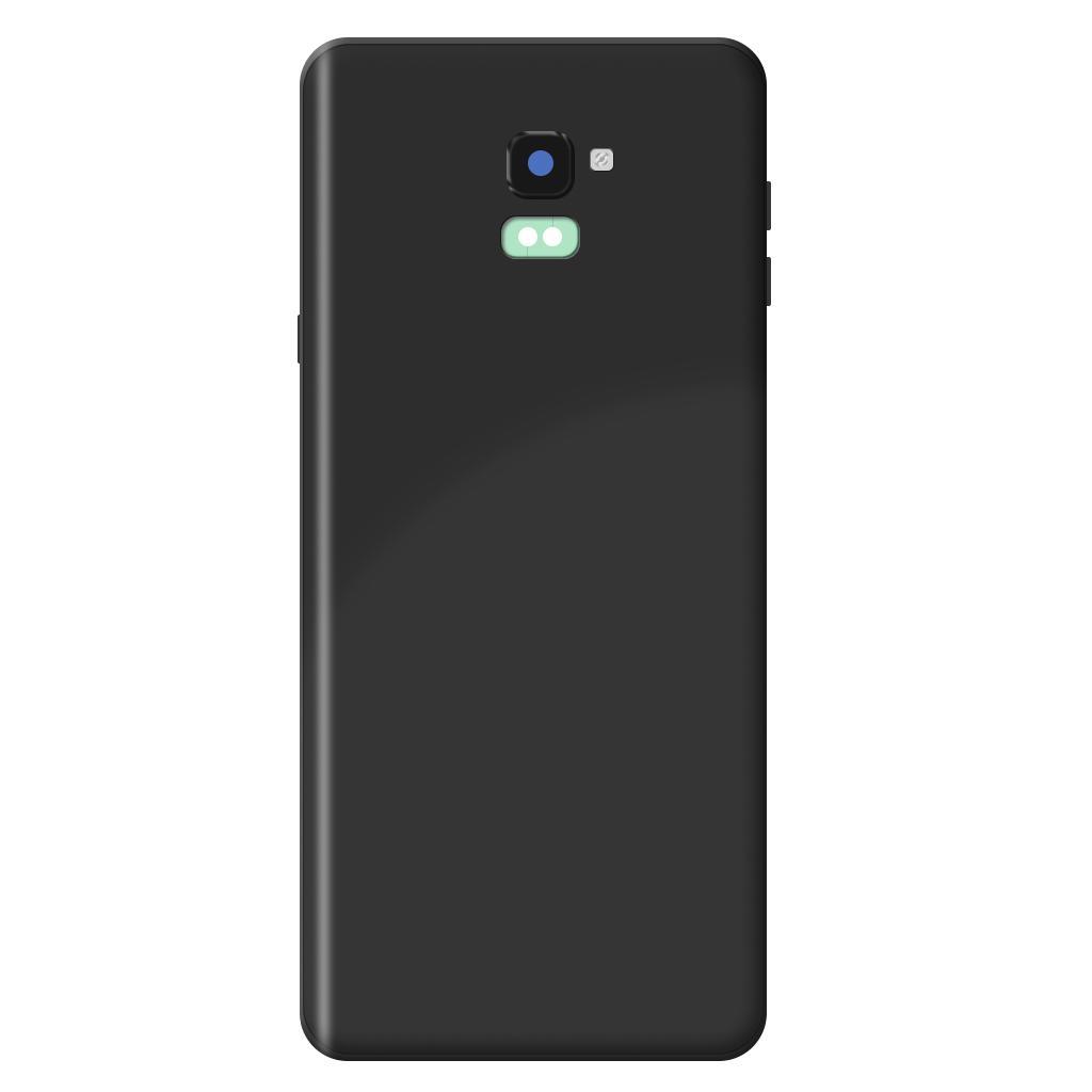 Καπάκι Μπαταρίας Samsung SM-J600 Galaxy J6 (2018) Μαύρο OEM Type A
