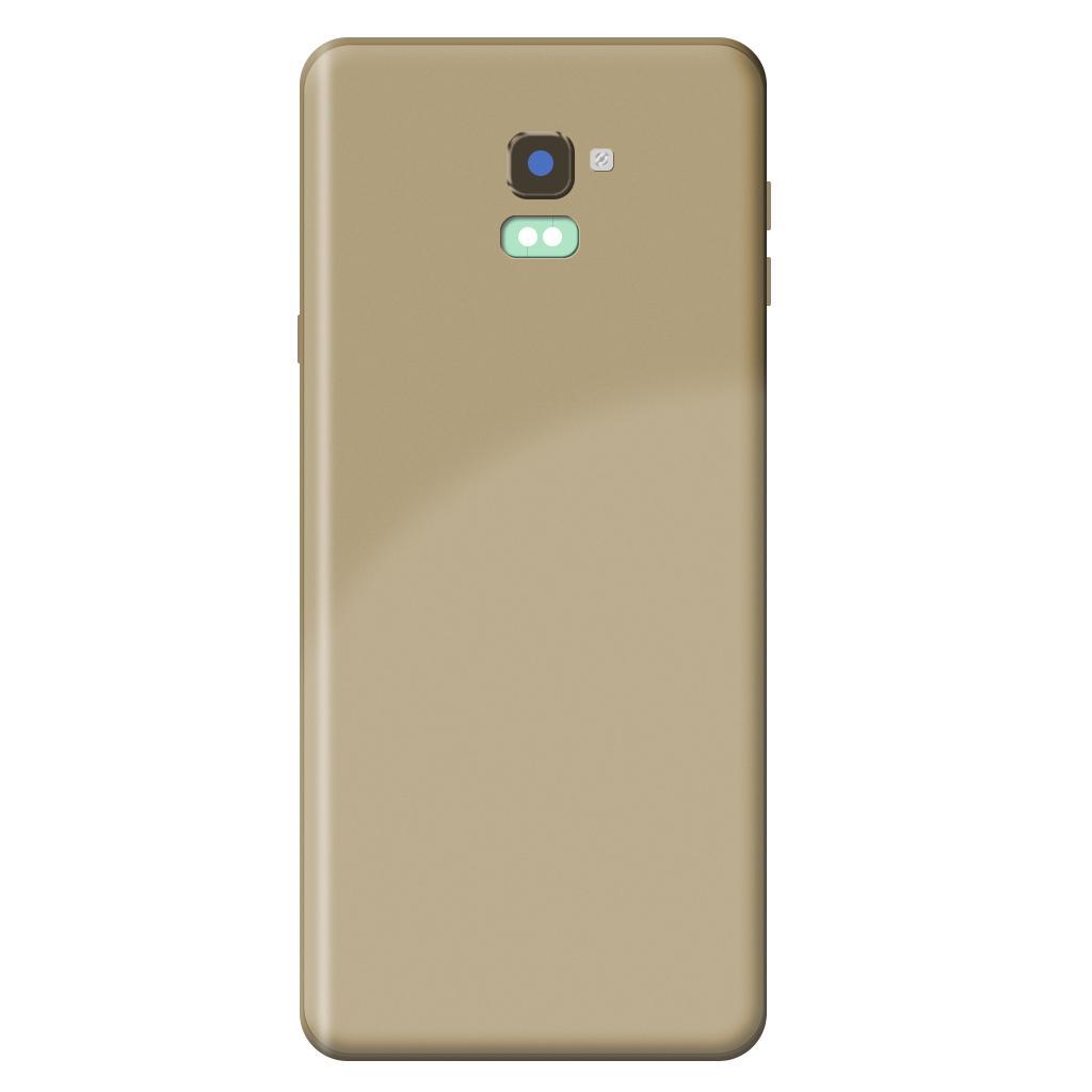 Καπάκι Μπαταρίας Samsung SM-J600 Galaxy J6 (2018) Χρυσαφί OEM Type A