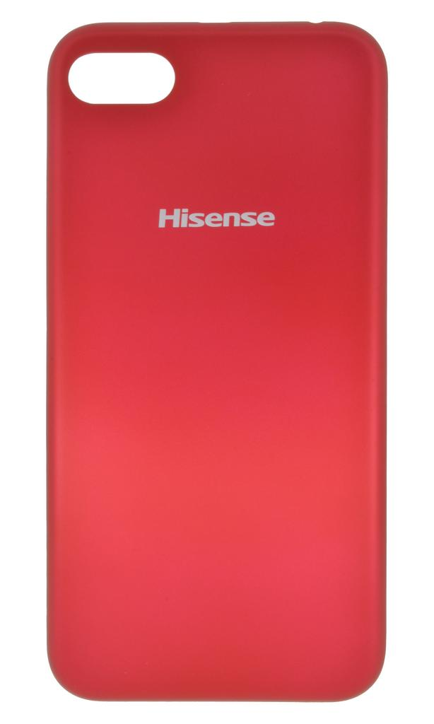 Καπάκι Μπαταρίας Hisense F17 Κόκκινο Original