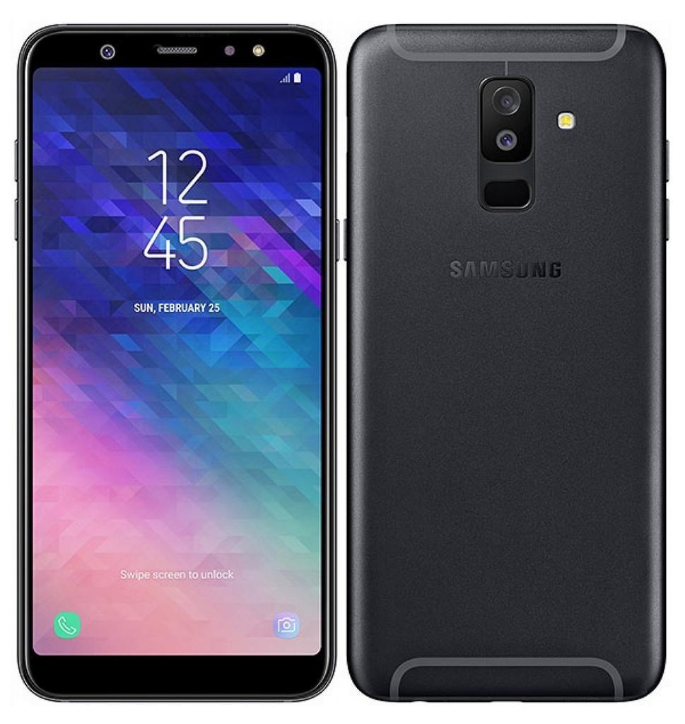 Samsung SM-A605FN Galaxy A6+ (2018) Dual SIM 4G 3GB/32GB Μαύρο