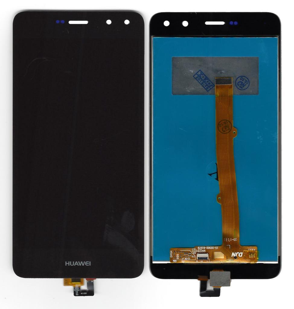 Οθόνη & Μηχανισμός Αφής Huawei Y5 2017 Μαύρο