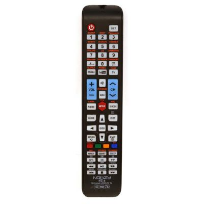 Τηλεχειριστήριο Noozy RC4 για Τηλεοράσεις, με Λειτουργία Εύκολου Προγραμματισμού. Συμβατό με Smart TVs