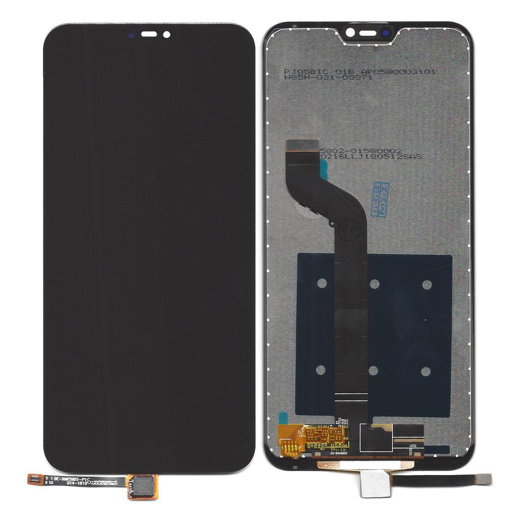 Οθόνη & Μηχανισμός Αφής Xiaomi Mi A2 Lite Μαύρο