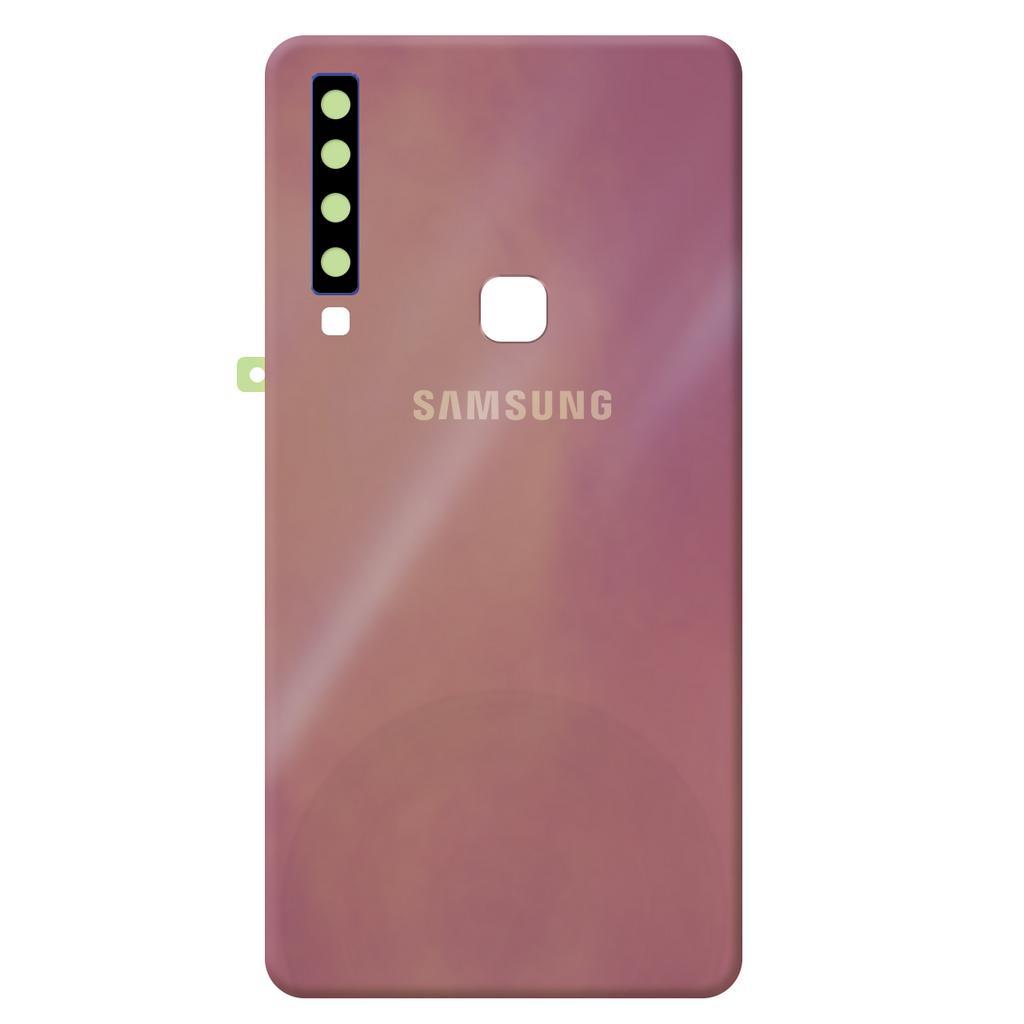 Καπάκι Μπαταρίας Samsung SM-A920F Galaxy A9 (2018) Ροζ Original GH82-18239C
