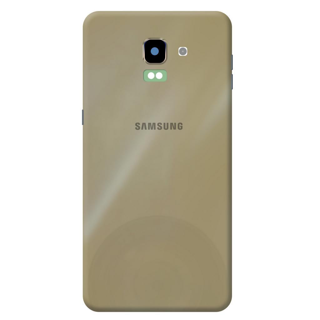 Καπάκι Μπαταρίας Samsung SM-J600F Galaxy J6 (2018) Χρυσαφί Original GH82-16866D