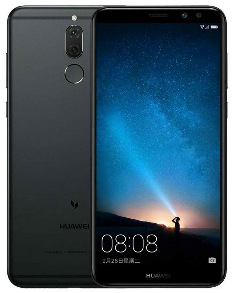 Huawei Mate 10 Lite 4G 5.9'' 4GB/64GB Dual Sim Μαύρο (EU)