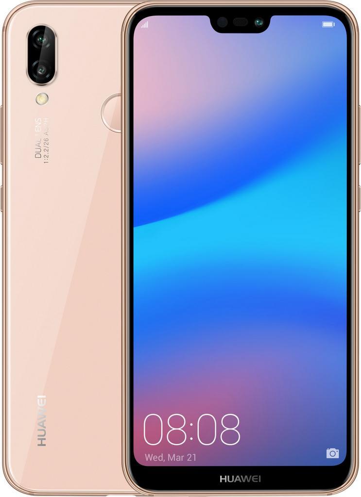 Huawei P20 Lite 5.84'' 4GB/64GB Dual Sim Ροζ (EU)