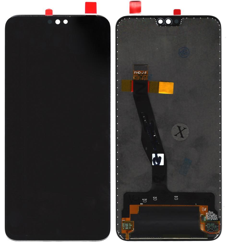 Οθόνη & Μηχανισμός Αφής Huawei Honor 8X Μαύρο χωρίς Πλαίσιο, Κόλλα