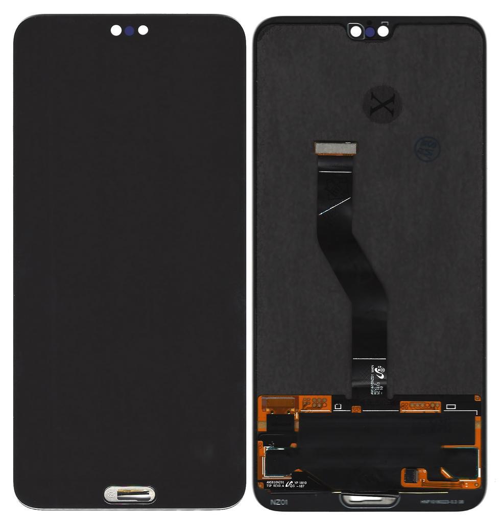Οθόνη & Μηχανισμός Αφής Huawei P20 Pro Μαύρο χωρίς Πλαίσιο