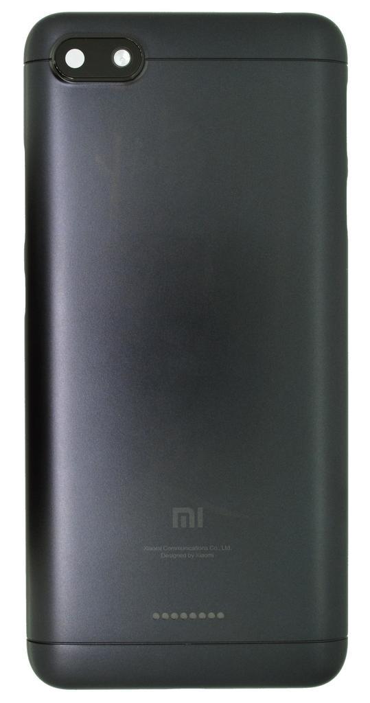Καπάκι Μπαταρίας Xiaomi Redmi 6A Μαύρο OEM Type A