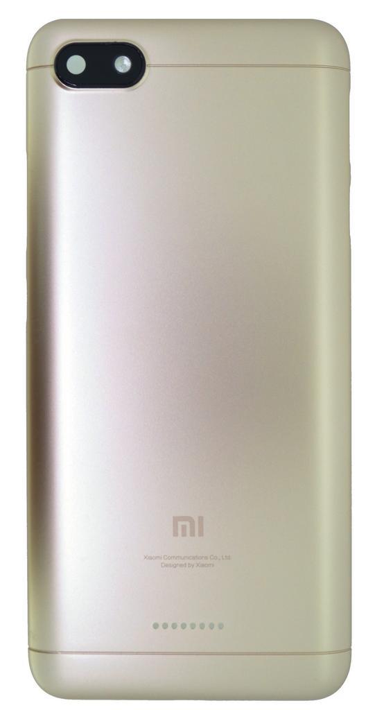 Καπάκι Μπαταρίας Xiaomi Redmi 6A Χρυσαφί OEM Type A
