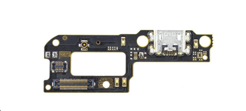 Επαφή Φόρτισης Xiaomi Mi A2 Lite με Μικρόφωνο και Πλακέτα OEM Type A