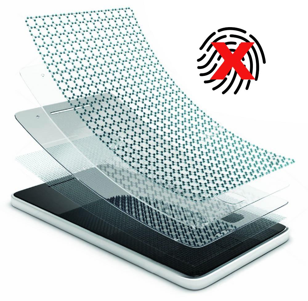 Tempered Glass Ancus Nano Shield Anti-Finger Matte 0.15 mm 9H για Samsung SM-A730F Galaxy A8 Plus (2018)