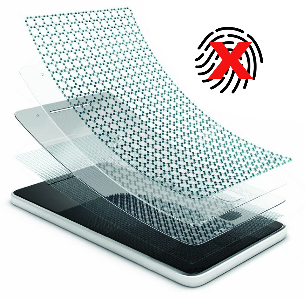 Tempered Glass Ancus Nano Shield Anti-Finger Matte 0.15 mm 9H για Apple iPad Air 2 9.7""