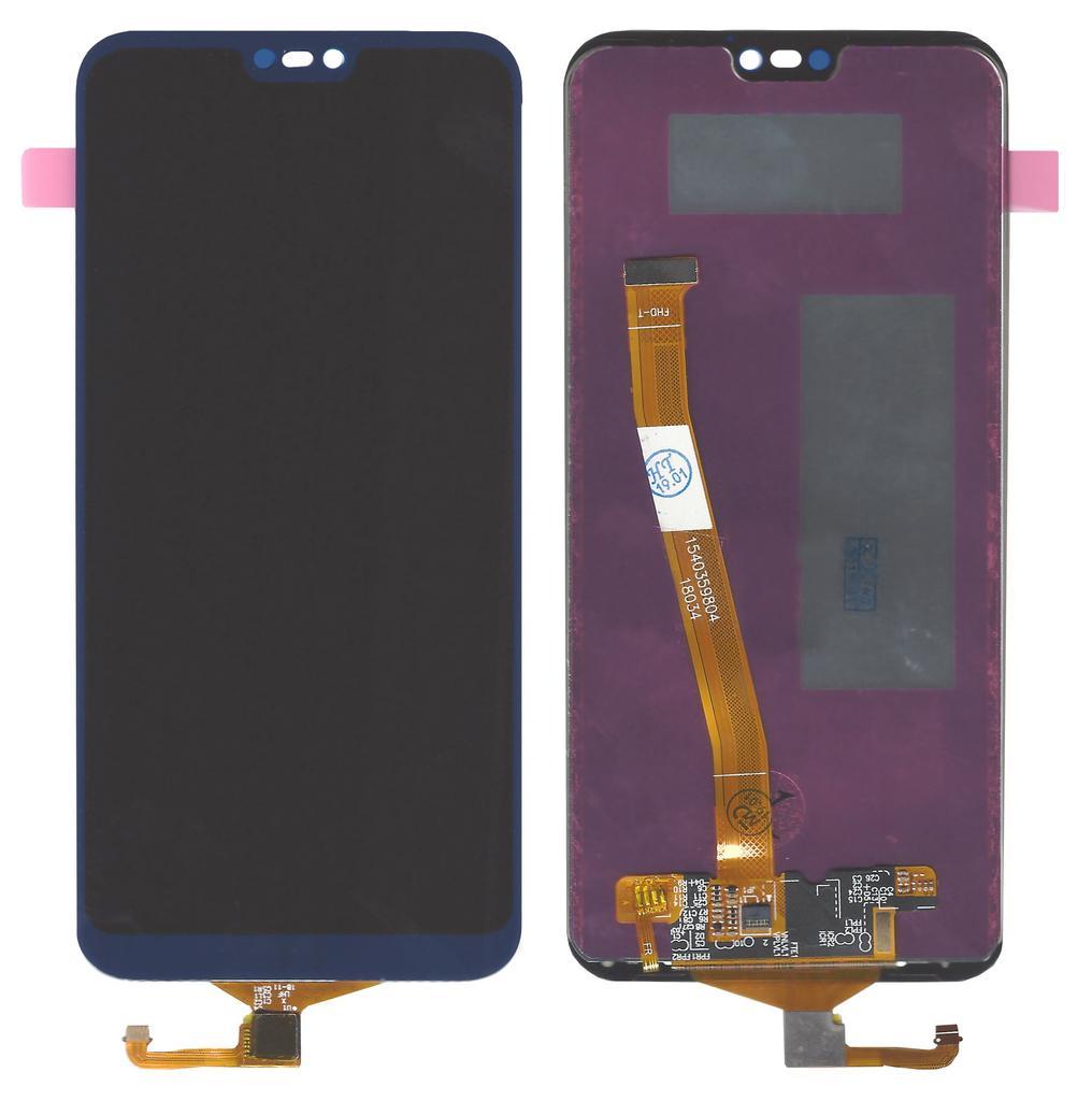 Οθόνη & Μηχανισμός Αφής Huawei P20 Lite Μπλε χωρίς Πλαίσιο OEM Type A