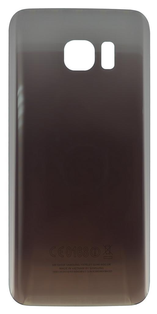 Καπάκι Μπαταρίας Samsung SM-G935F Galaxy S7 Edge Ροζ OEM Type A
