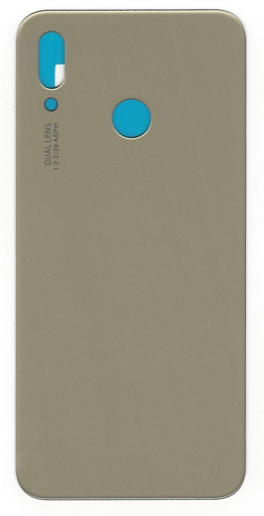 Καπάκι Μπαταρίας Huawei P20 Lite Χρυσαφί OEM Type A