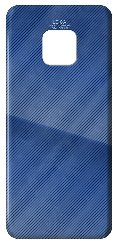 Καπάκι Μπαταρίας Huawei Mate 20 Pro Μπλε OEM Type A