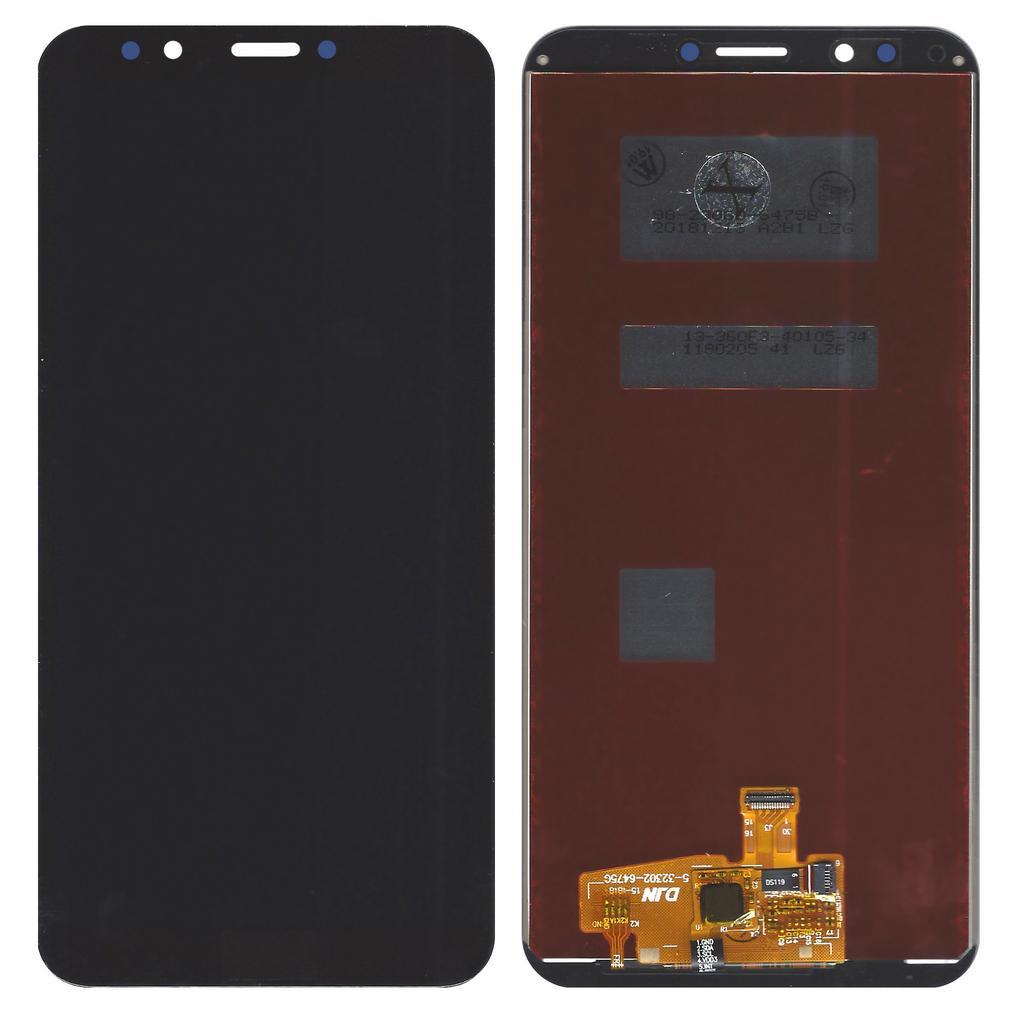Οθόνη & Μηχανισμός Αφής Huawei Y7 Prime (2018) Μαύρο
