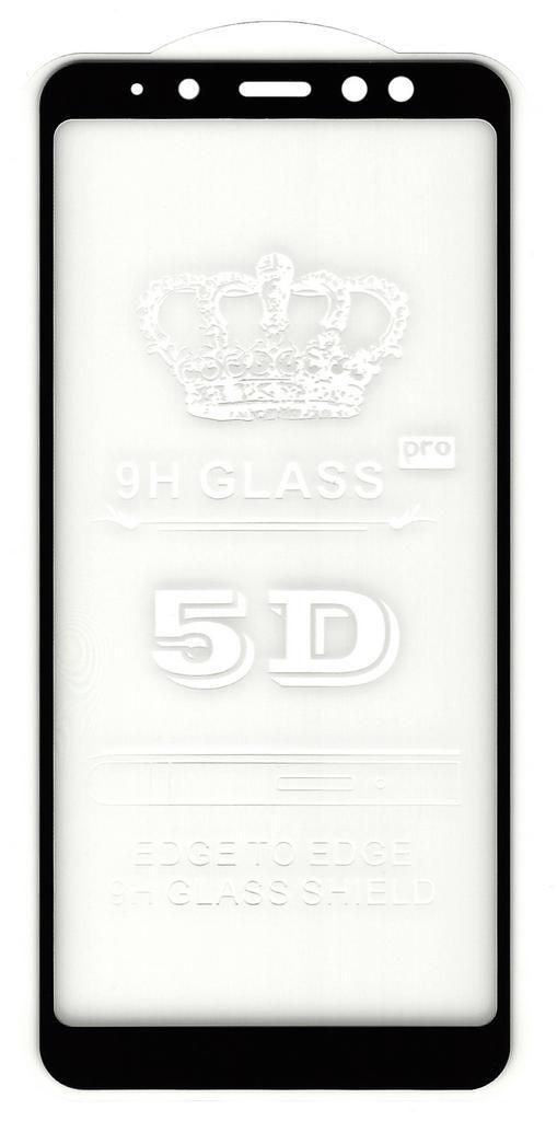 Tempered Glass Ancus Full Face 5D 9H για Samsung SM-A730F Galaxy A8 Plus (2018) Full Glue