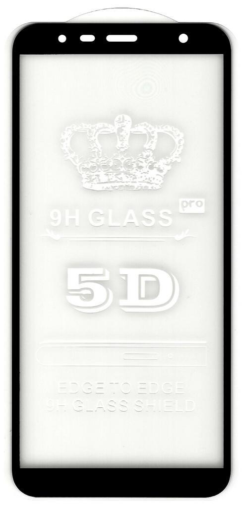 Tempered Glass Ancus Full Face 5D 9H για Samsung SM-J415F Galaxy J4+ (2018) / SM-J610F Galaxy J6+ (2018) Full Glue