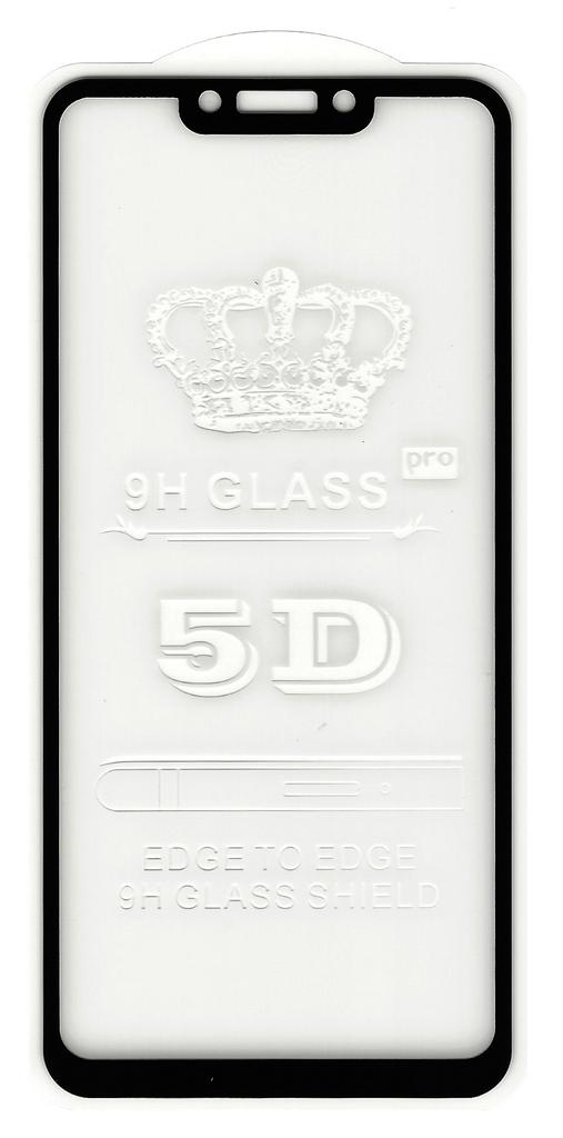 Tempered Glass Ancus Full Face 5D 9H για Huawei Mate 20 Lite Full Glue