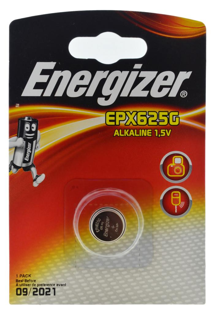 Buttoncell Αλκαλική Energizer LR9 / 625G 1.5V Τεμ. 1