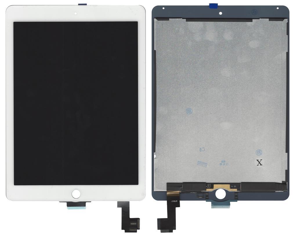 Οθόνη & Μηχανισμός Αφής Apple iPad 9.7 (2018) Λευκό Type A