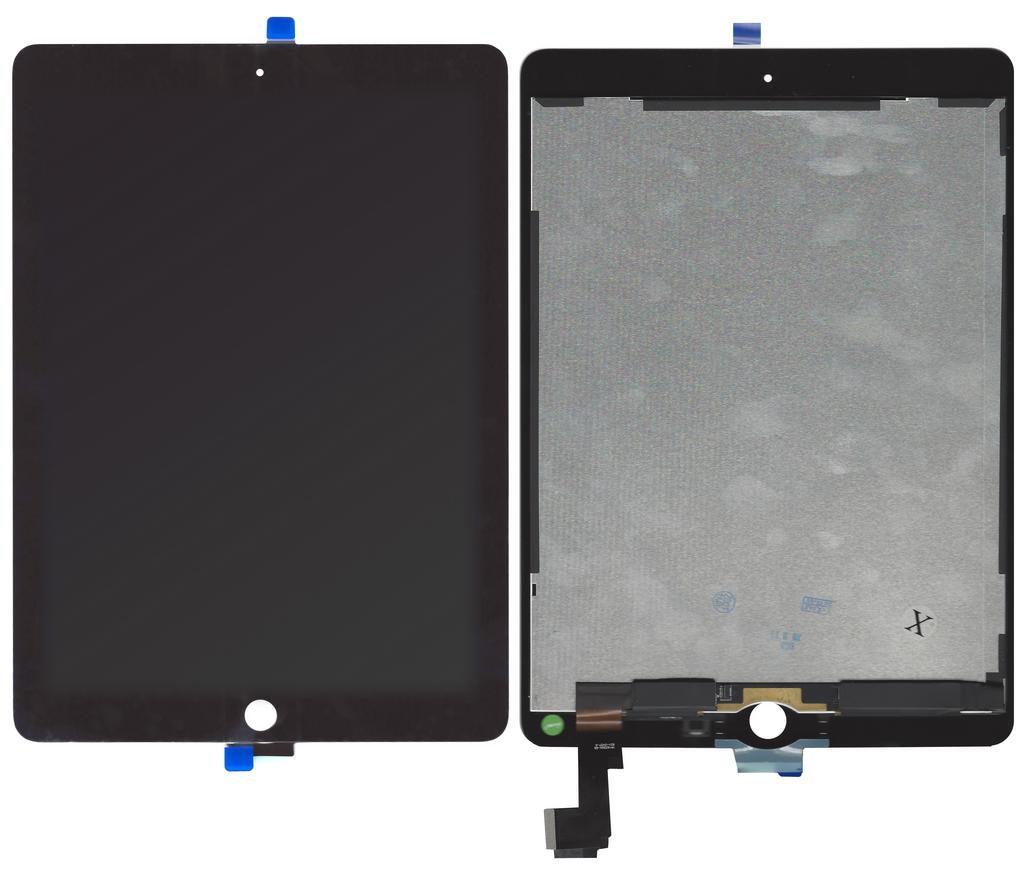 Οθόνη & Μηχανισμός Αφής Apple iPad 9.7 (2018) Μαύρο Type A