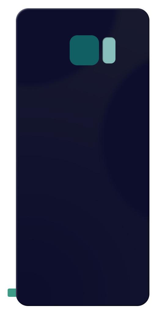 Καπάκι Μπαταρίας Samsung SM-G928F Galaxy S6 Edge+ OEM Type A Μπλε