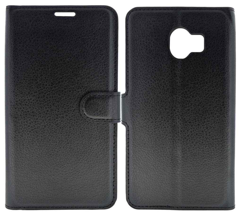 Θήκη Book Ancus Teneo για Samsung SM-J400F Galaxy J4 Μαύρη