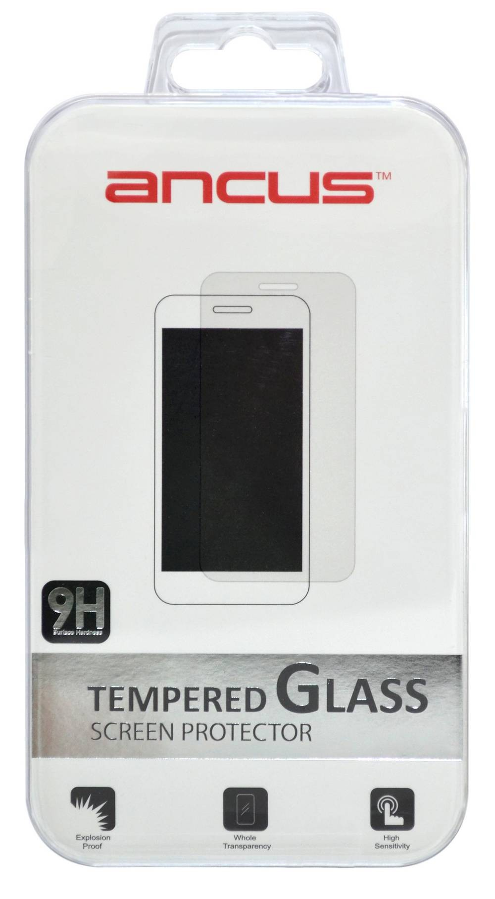 Tempered Glass Ancus Full Face Premium Series 9H για Samsung SM-N960F Galaxy Note 9 Full Glue με Μαύρο Περίγραμμα